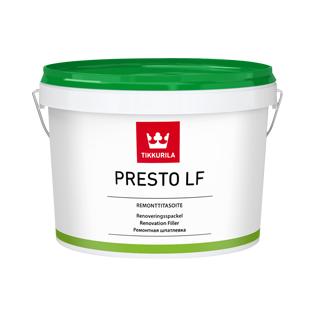 Шпаклівка готова фінішна Kolorit Standart LF, 17кг