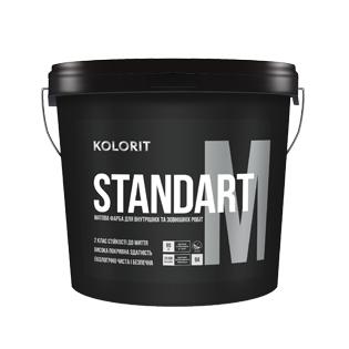 Універсальна фарба Kolorit Standart M, 4.5л