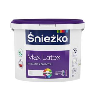 Водоемульсія Sniezka Mattlatex, 5л