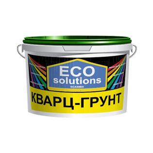 Кварцова грунт-фарба Eco Solutions, 10л