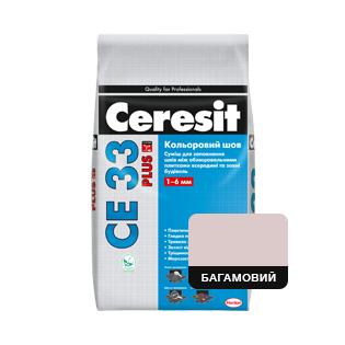Фуга Cerasit CE 33 Багама, 2кг