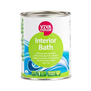 Водоемульсія Viva Color Interior Bath, 0.9л