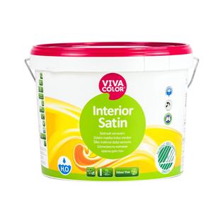 Водоемульсія Viva Color Interior Satin, 9л
