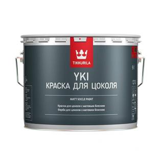 Фасадна фарба Tikkurila Yki Sokkelimaali, 9л
